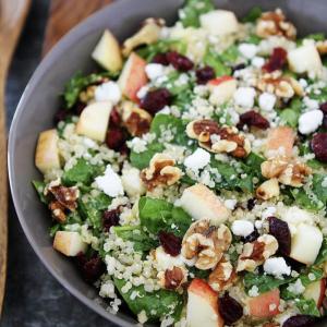 Salads, Bowls, Protein Bars & Muffins